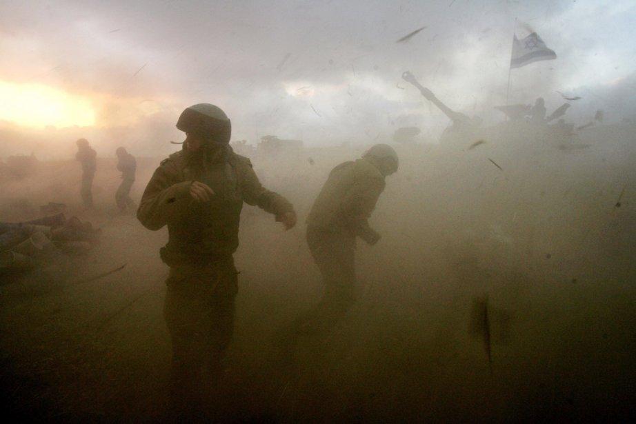 Selon un ministre libanais les deux soldats ... (Photo: Kevin Fraye, Archives AFP)