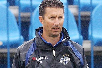 Mike Sorber... (Photo tirée du site de l'Impact de Montréal)