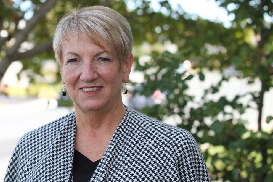 La première ministre de Terre-Neuve-et-Labrador, Kathy Dunderdale souhaite... (Photo: PC)