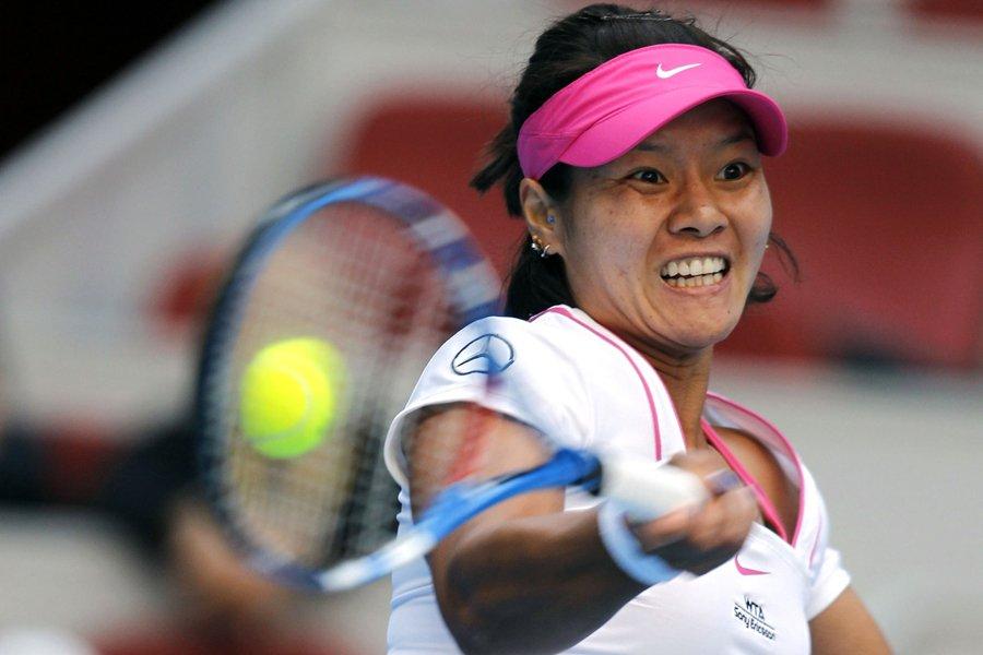 Li Na... (Photo: AP)