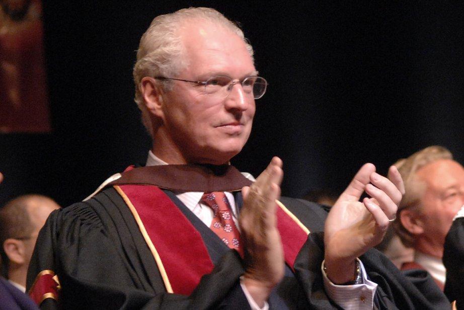 Michel Magnan, professeur de comptabilité à l'Université Concordia,... (Photo: Ivanoh Demers, Archives La Presse)