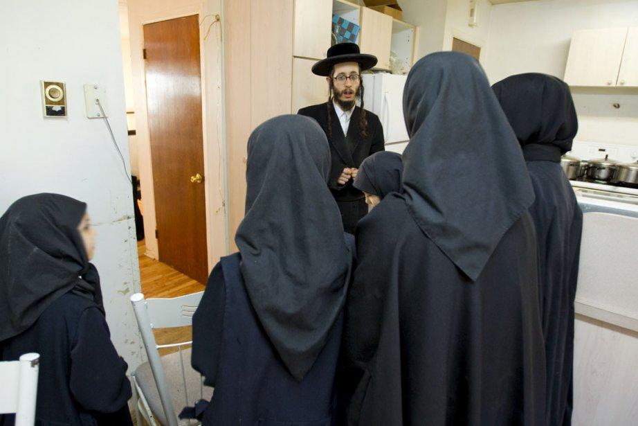 «Ce sont les femmes qui veulent s'habiller comme... (Photo: Alain Roberge, La Presse)