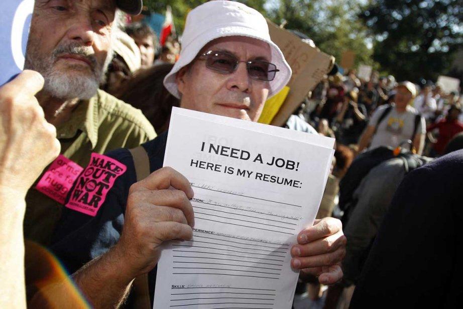 Malgré ces nouvelles encourageantes, bien des Américains sont... (Photo AFP)