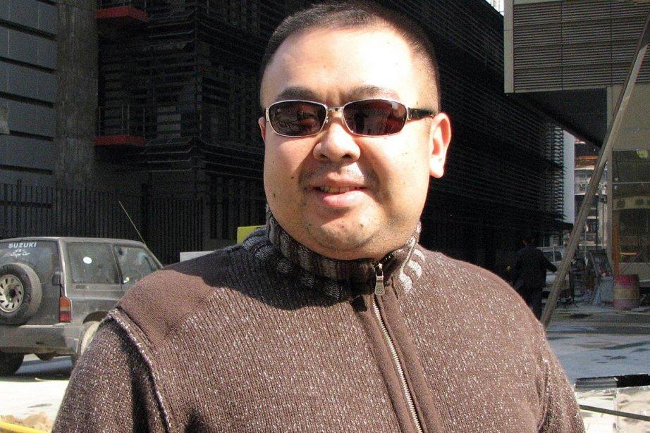 Kim Jong-nam, le fils aîné du «tout puissant»... (Photo: Yomiuri Shimbun, Archives AFP)