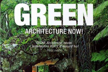 Le livre Green Architecture Now!.... (Photo: Taschen)