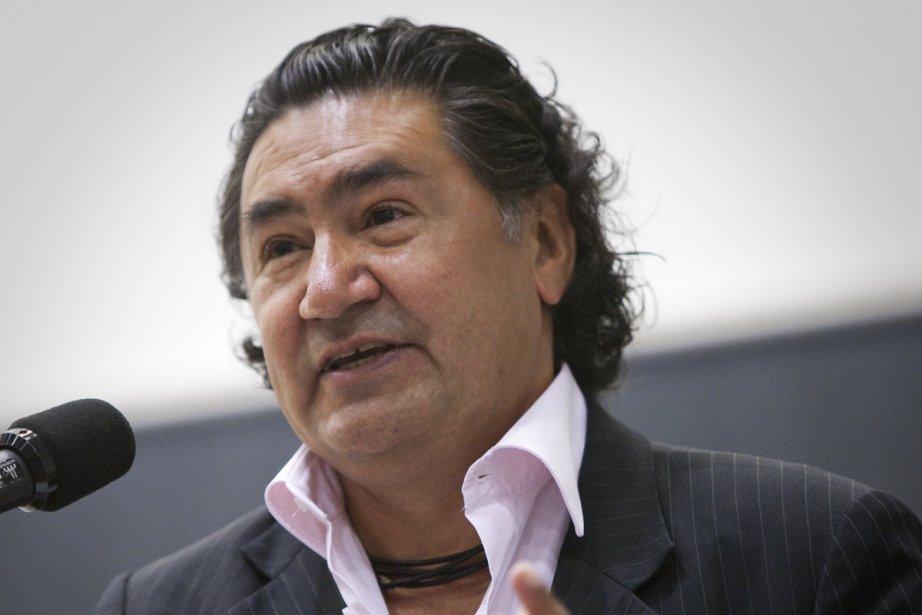 Romeo Saganash, longtemps négociateur pour le Grand conseil... (Photo: André Pichette, La Presse)