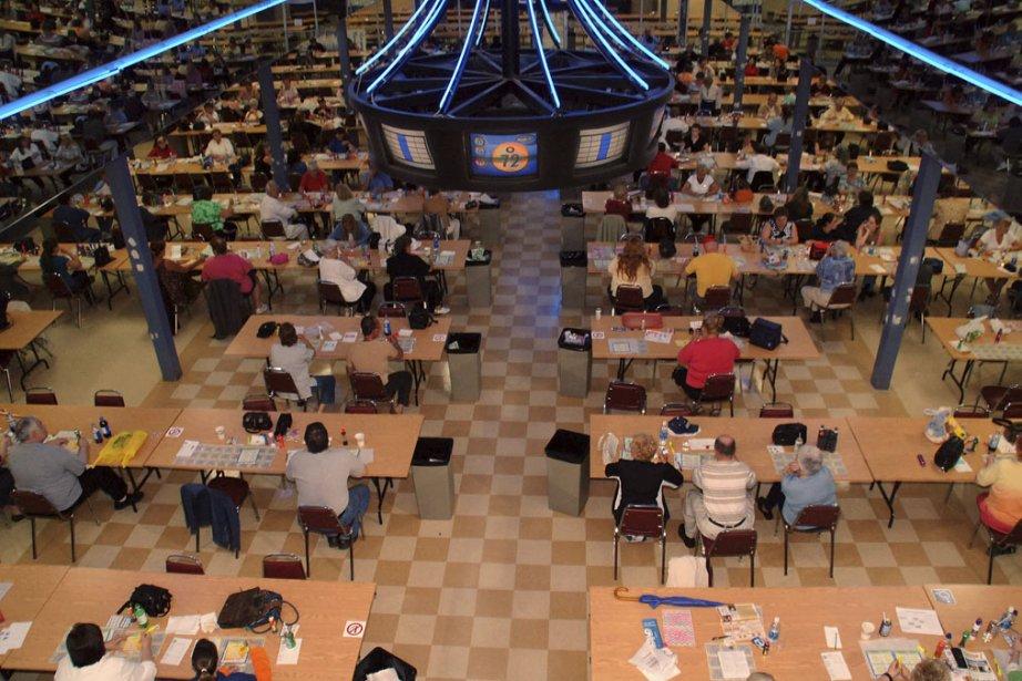 Le bingo d'ici, comme à travers le monde,... (photo archives La Voix de l'Est)