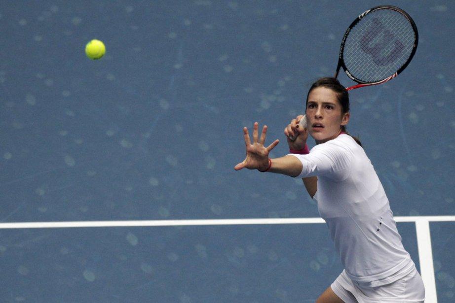 Petkovic, quart de finaliste en Australie, à Roland-Garros... (Photo: Reuters)