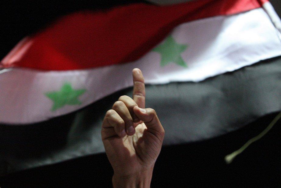 La répression menée par le régime syrien a... (Photo: Reuters)