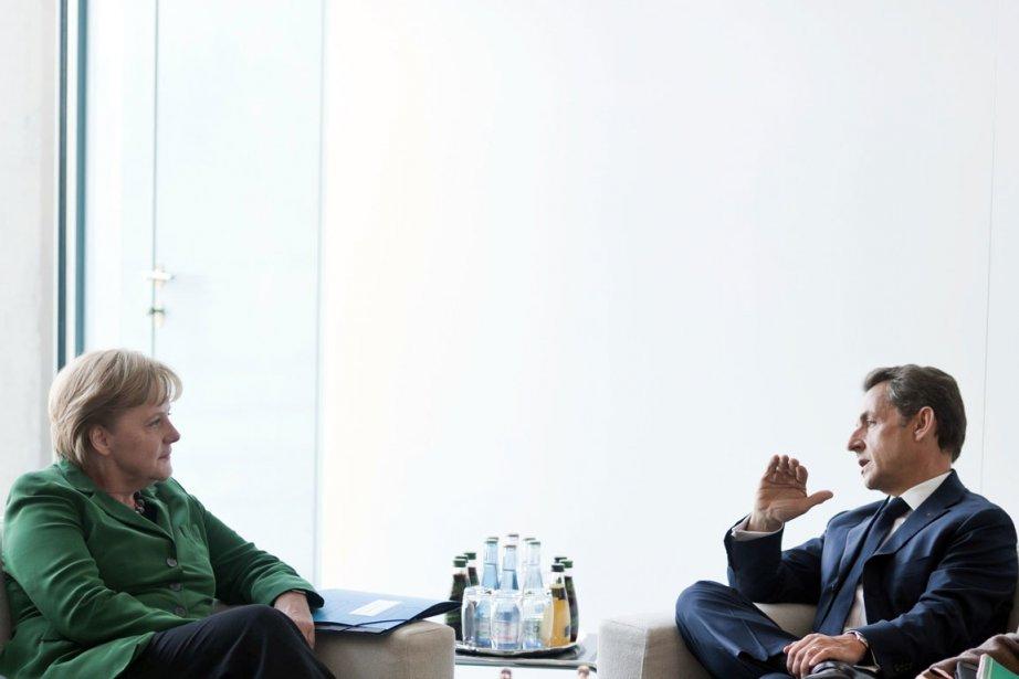 Les deux partenaires ont aussi affiché leur identité... (Photo: Reuters)
