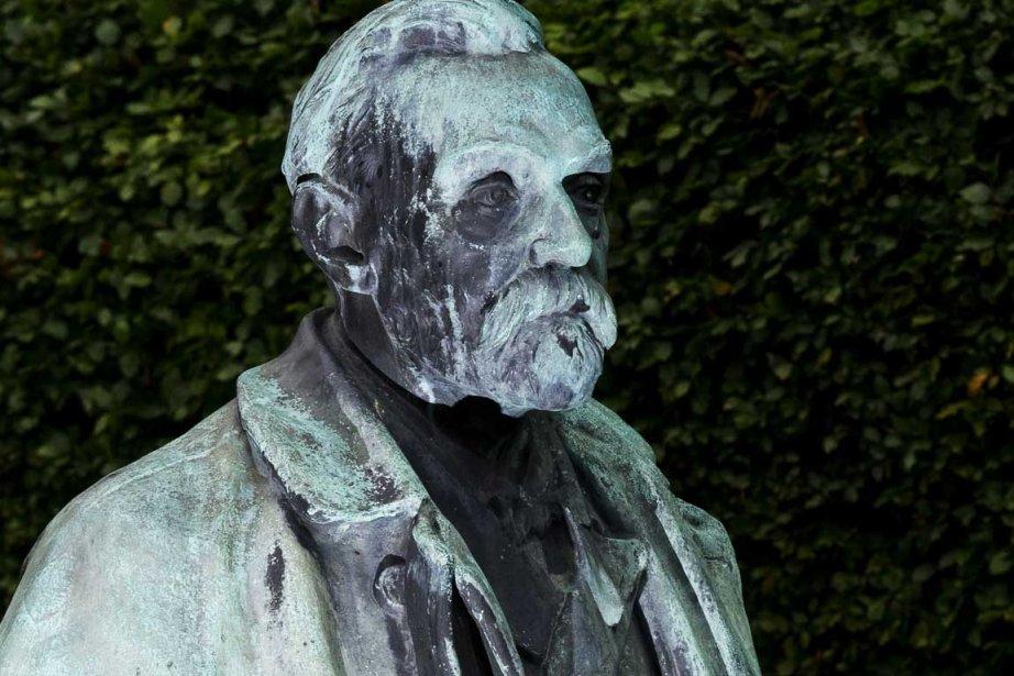 Alfred Nobel... (Photo AFP)