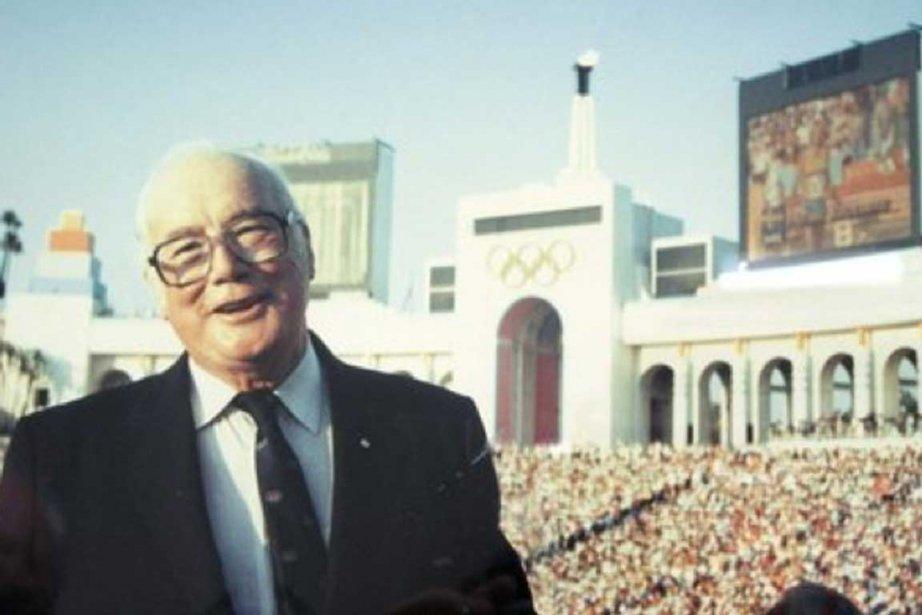James Worrall... (Photo fournie par le Comité olympique canadien)