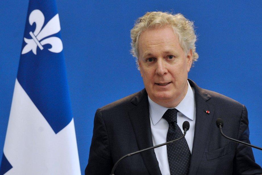 Jean Charest, premier ministre du Québec.... (Photo: AFP)