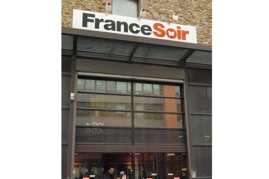 Dans un communiqué, les salariés de France Soir... (Photo: AFP)