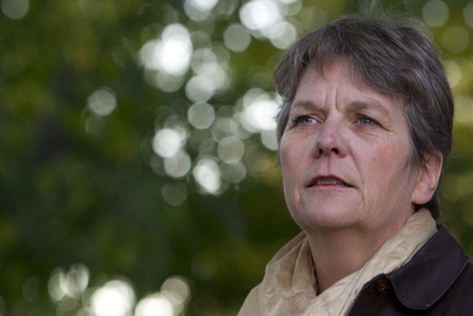 Chantal Rouleau, mairesse de  Rivière-des-Prairies-Pointe-aux-Trembles.... (Photo Robert Skinner, La Presse)
