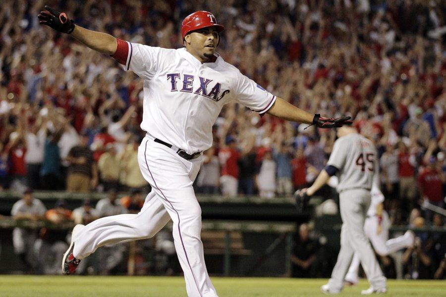 Nelson Cruz... (Photo: AP)