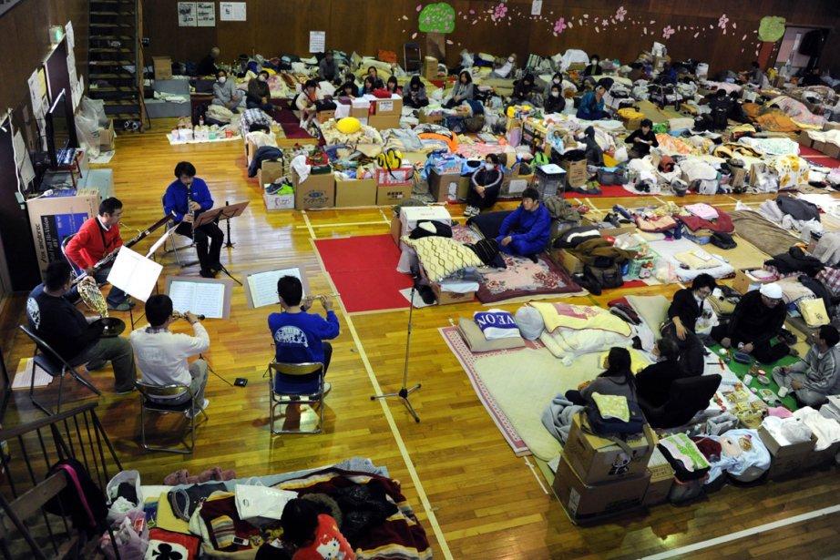 Un refuge pour les habitants de la préfecture... (Photo d'archives, AFP)