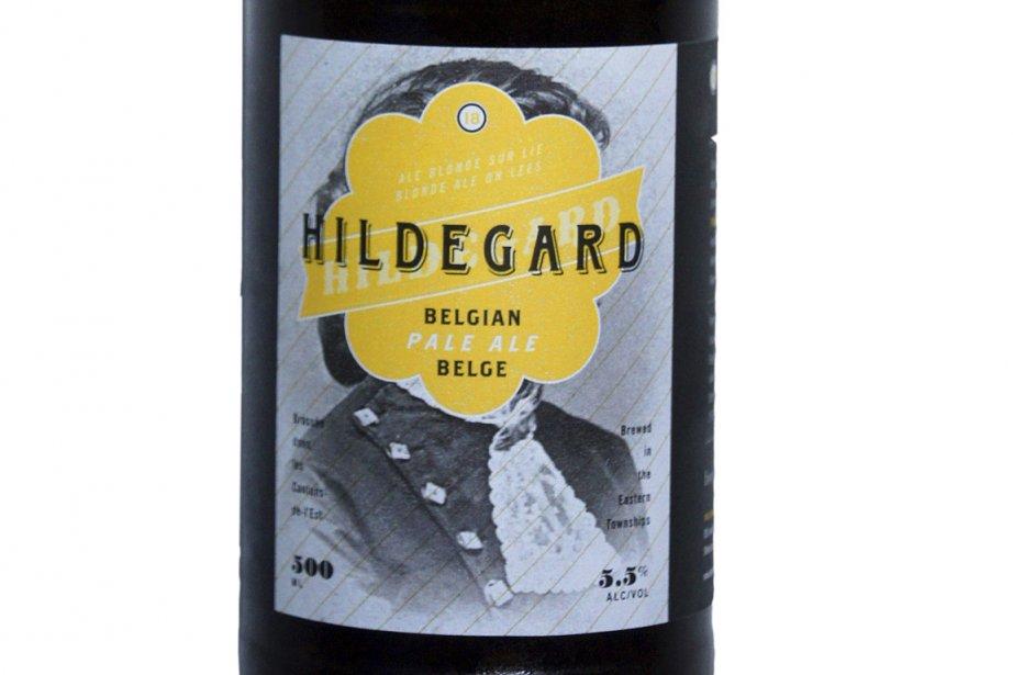 Boquébière Hildegard Pale ale belge... (Photo: La Presse)