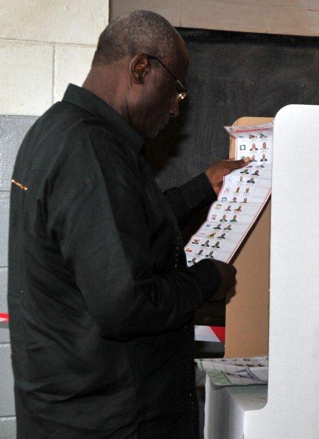 Lections au lib ria cyberpresse - Changement bureau de vote ...