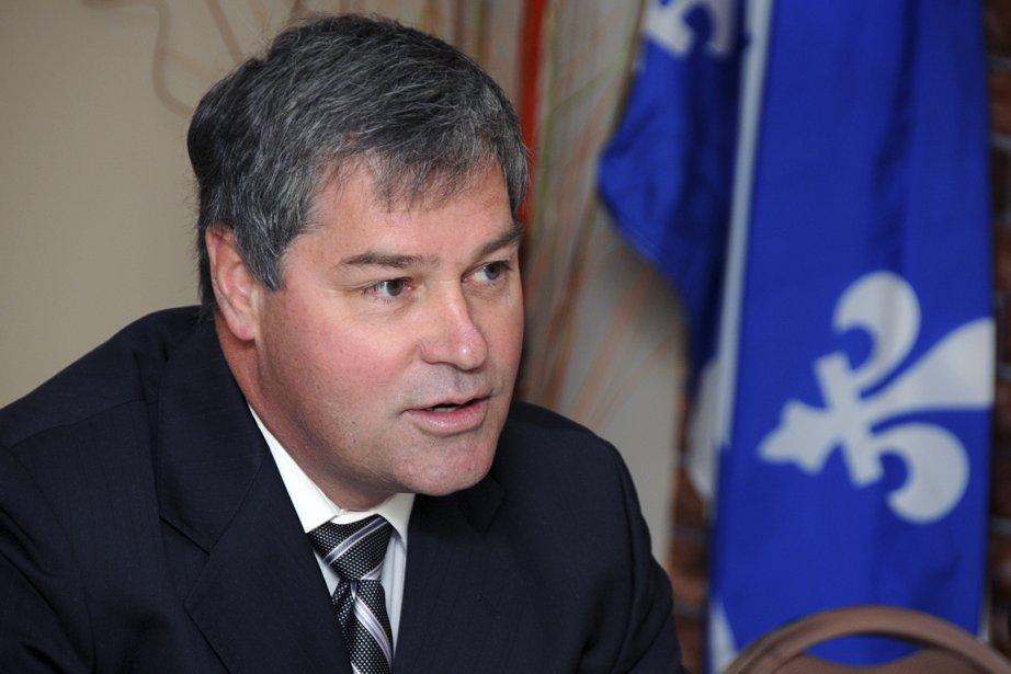 Yves Bolduc a rappelé hier que la Cour... (Photo: Jeannot Lévesque, Archives Le Quotidien)