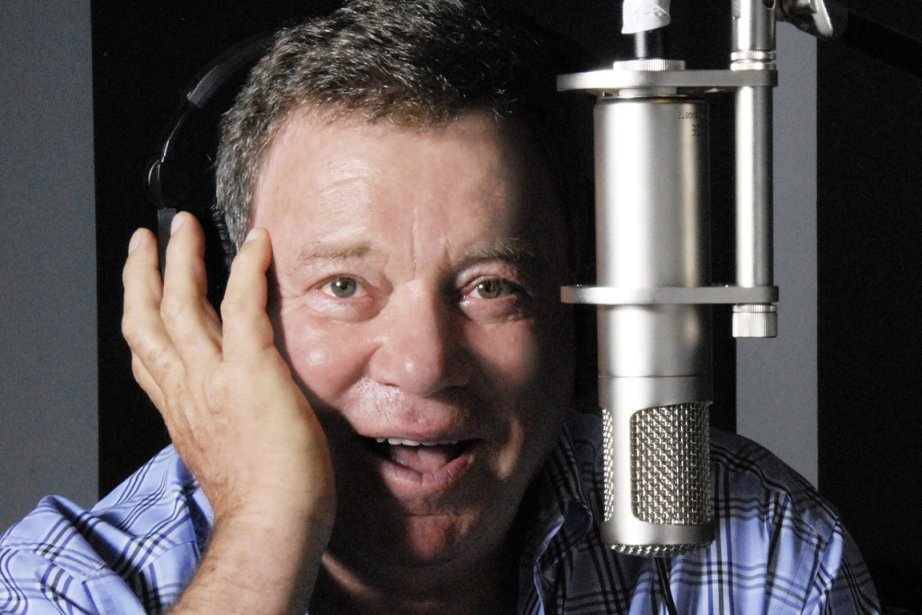 William Shatner a lancé mardi son troisième album... (Photo: PC)
