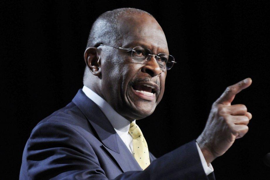 Herman Cain pourrait bien surprendre en remportant l'investiture... (Photo: Jonathan Ernst, Reuters)