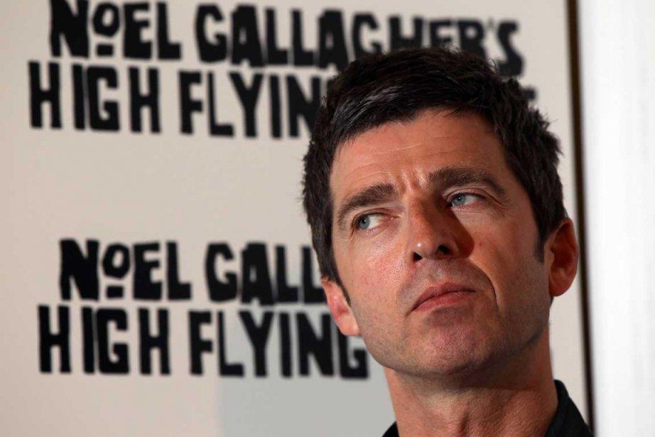 Noel Gallagher... (Photo AFP)