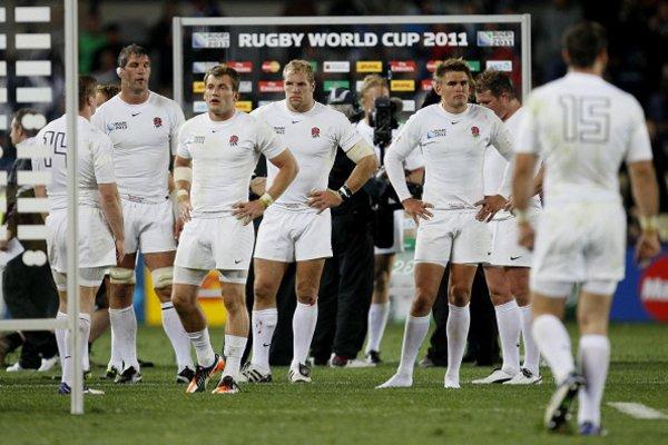 Les frasques des joueurs anglais ont fait la... (Photo: AP)