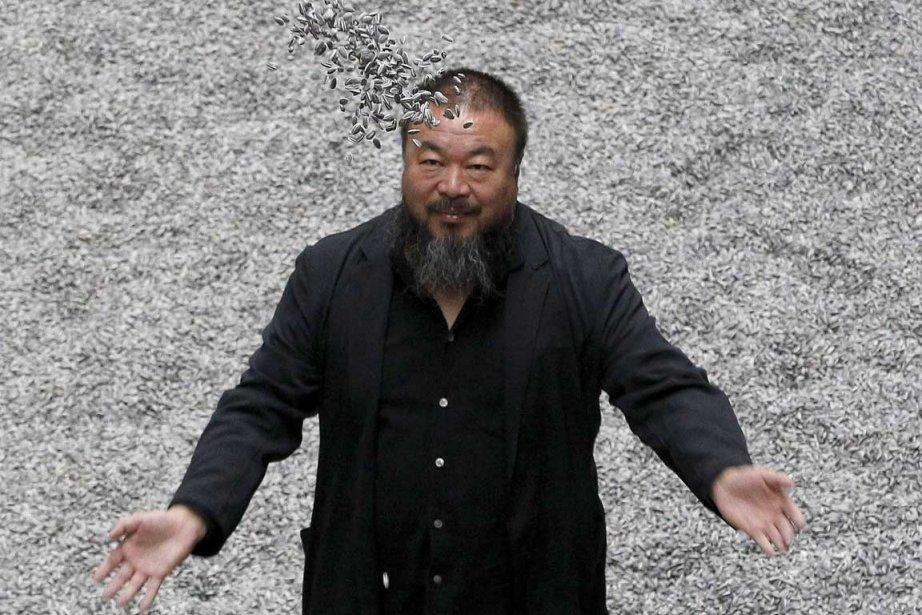 Ai Weiwei... (Photo Reuters)