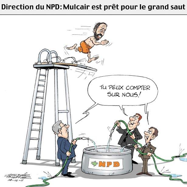 Hervé Philippe, La Tribune | 14 octobre 2011