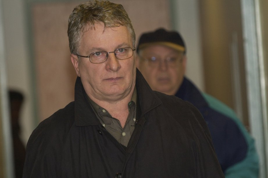 Ronald Chicoine, lors de son accusation en 2003.... (Photo: Rémi Lemée, Archives La Presse)