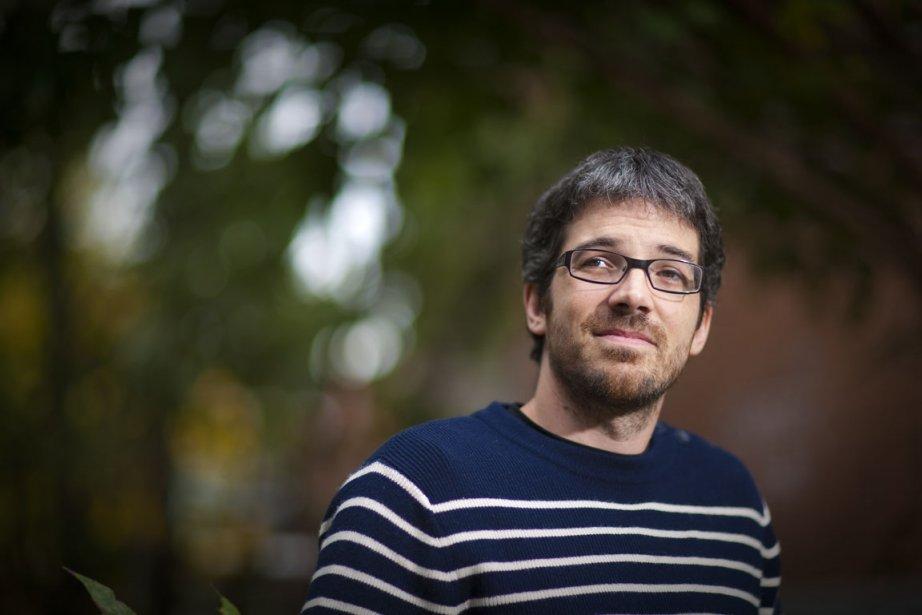 Avec Et la tendresse attendra, son cinquième roman... (Photo: André Pichette, La Presse)