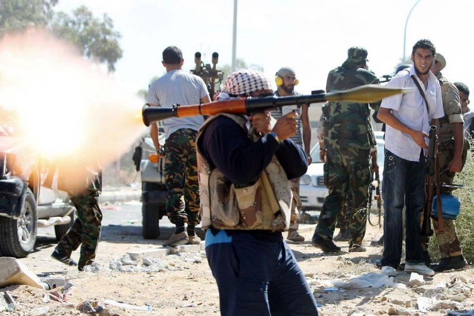 Après avoir présenté en début de semaine comme... (Photo: Ahmad al-Rubaye, AFP)