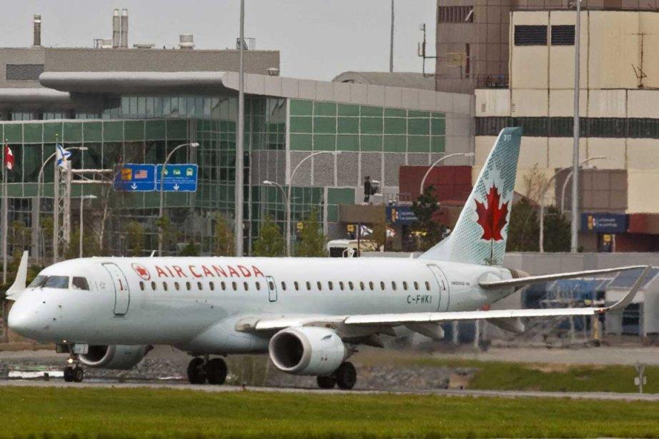 Air Canada pourrait être accusée de pratique déloyale de travail... (Photo PC)