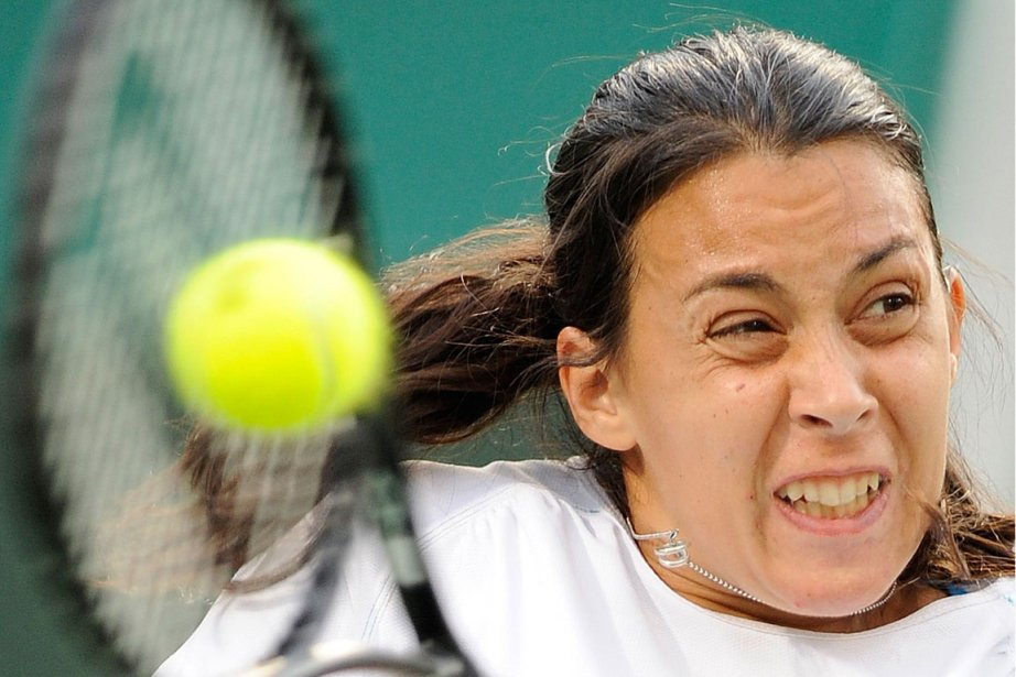 Marion Bartoli... (Photo: AFP)