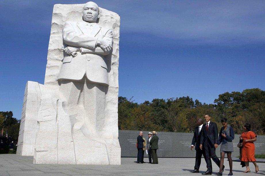 Le président américain Barack Obama a inauguré dimanche... (Photo: Reuters)