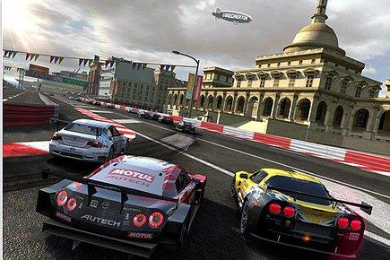 Les amateurs de jeux de course automobile ne se feront pas... (itunes.apple.com)
