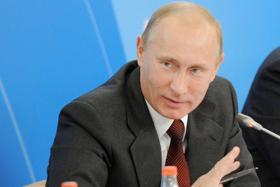 Le premier ministre Vladimir Poutine estime que les... (Photo: AFP)