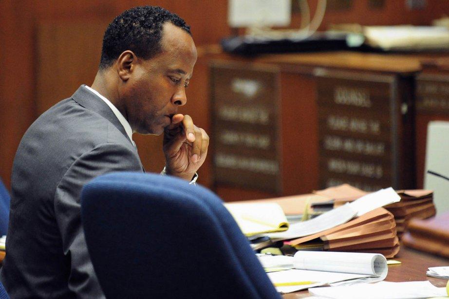 Le Dr Murray, dont le procès entre dans... (Photo: Reuters)