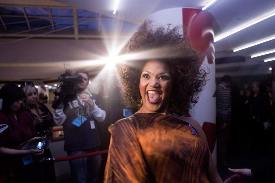 Lauréate d'un prix Juno, Mme Brueggergosman a chanté... (Photo: PC)