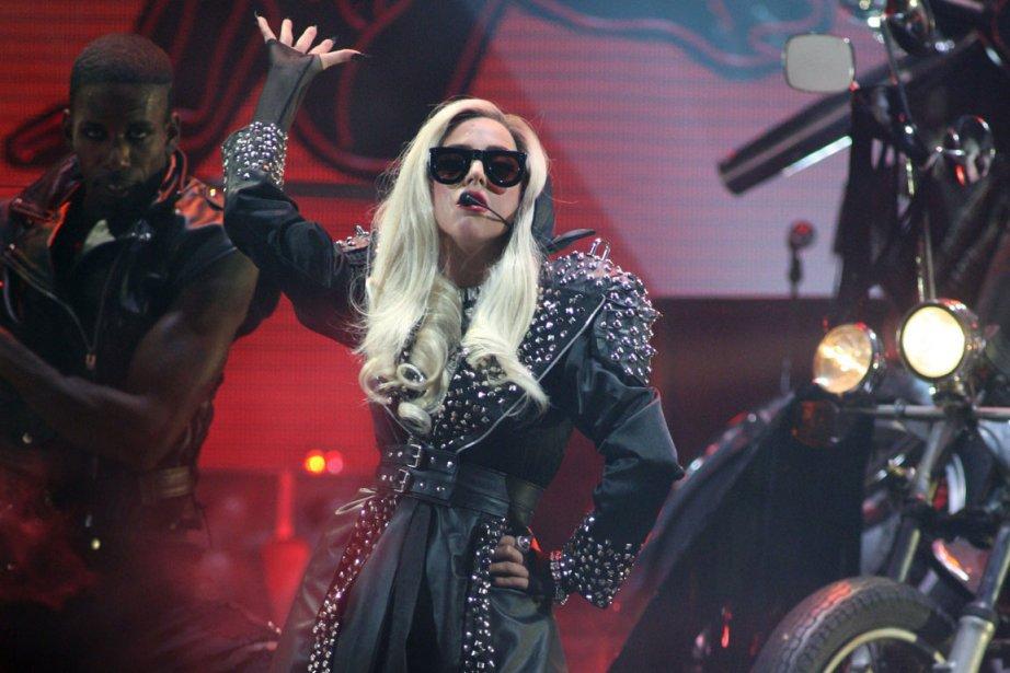 Lady Gaga est en tête des nominations avec... (Photo: Reuters)