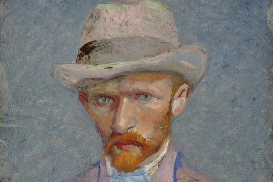 Selon les auteurs, Van Gogh aurait prétendu s'être... (Photo: AP)
