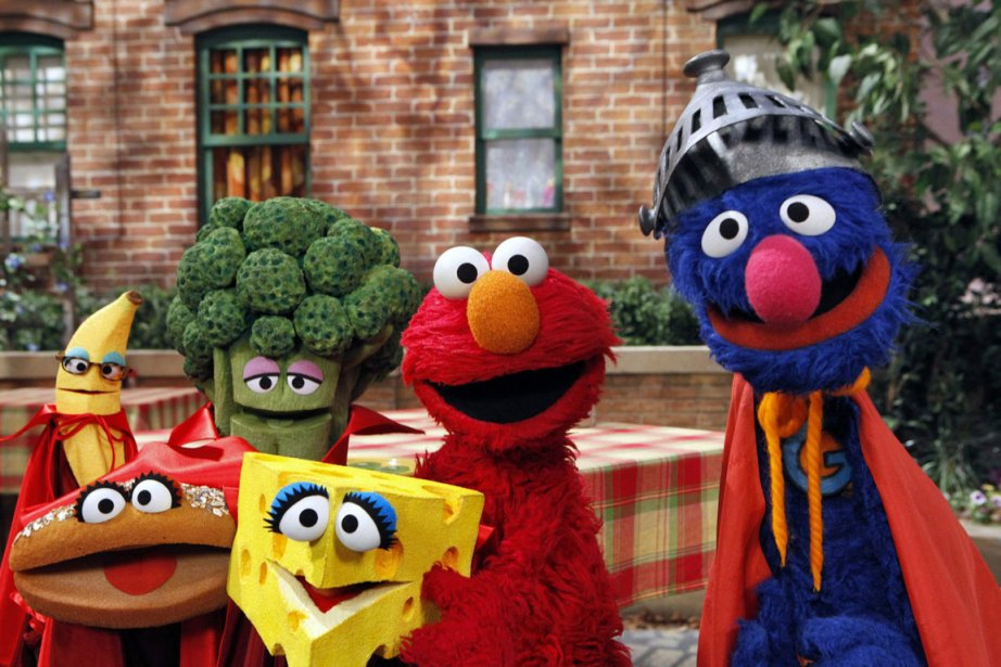 Sesame Street... (Photo: AP)
