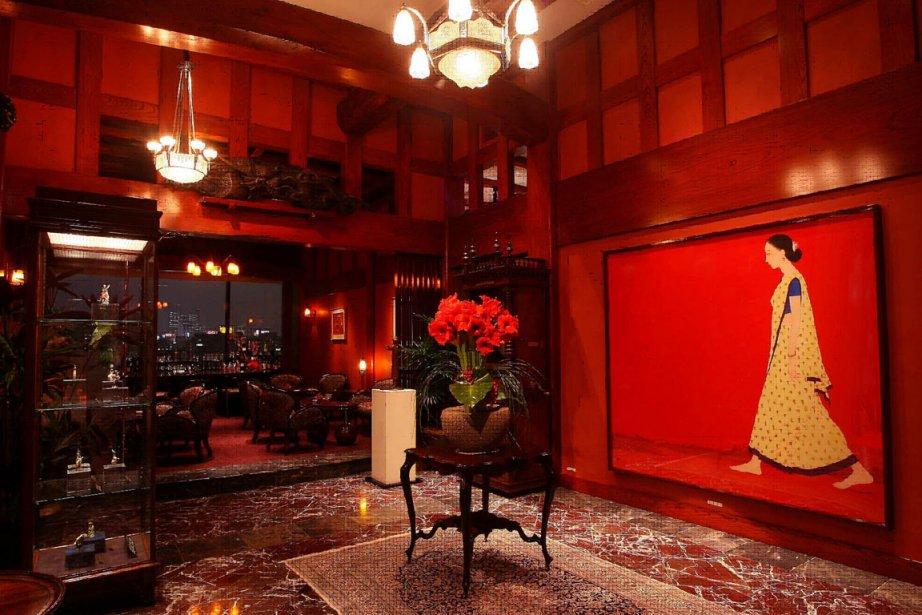 Le restaurant Omotesando Ukai-tei teppan-yaki à Tokyo... (Photo: archives AFP)