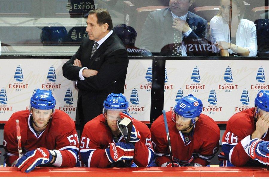 Advenant une défaite ce soir contre les Sabres... (Photo: PC)