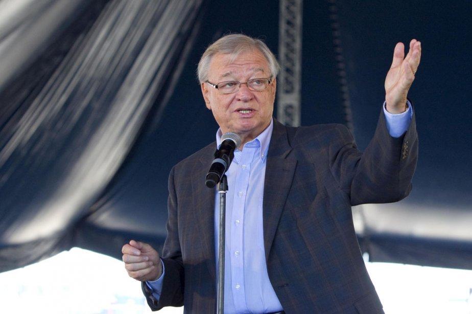 Le maire de Laval, Gilles Vaillancourt.... (Photo: Alain Roberge, La Presse)
