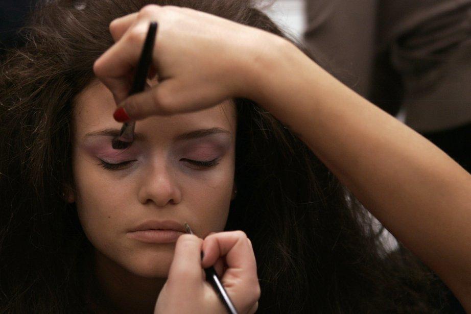 Le maquillage halal, une idée insolite qui laisse... (Photo: Reuters)