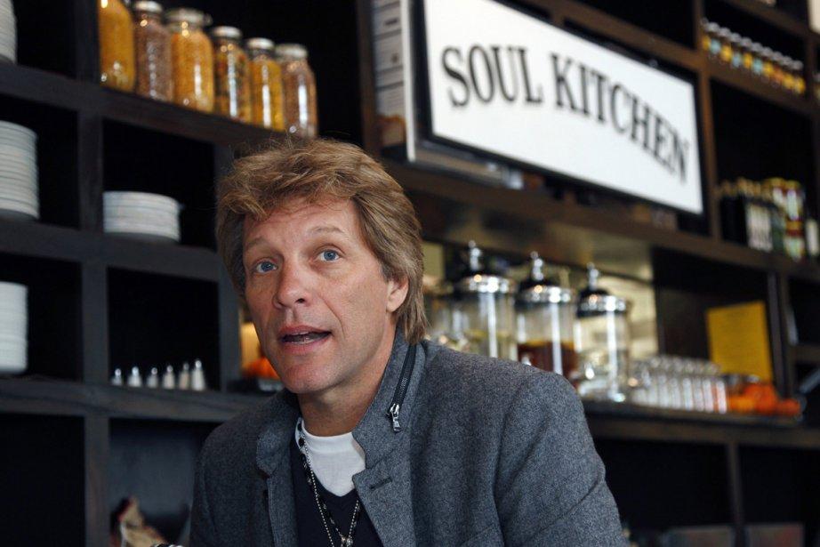 The Soul Kitchen, un restaurant établi par le... (Photo: AP)