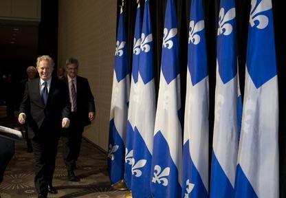Le premier ministre du Québec, Jean Charest.... (Photo PC)