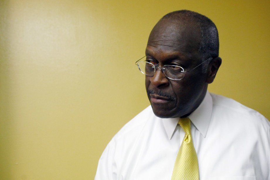 Herman Cain... (Photo: Eric Thayer, Reuters)